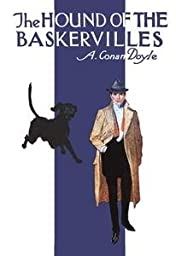 30 x 20 Stretched Canvas Poster Hound of the Baskervilles #2 (book cover)
