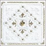 Christmas Gold Cross Stitch Kit