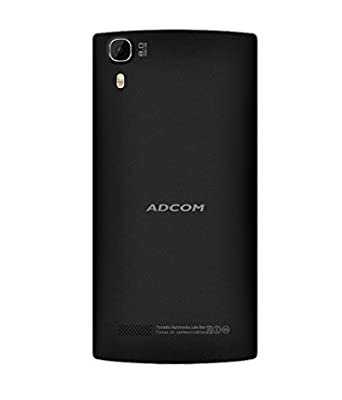 Adcom Kitkat A-54 (Black) with Back Cover & Screenguard