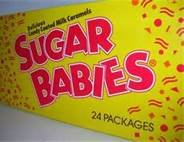 SUGAR Babies Candy (24 count)