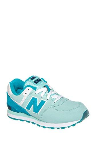 Girl's KL574AR Low Top Sneaker