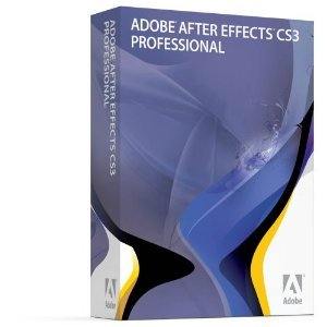 Adobe After Effects CS3 Professional [OLD VERSION]
