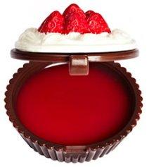 holika holika ホリカホリカ デザート タイム リップ バーム #01 レッドカップケーキ 7g