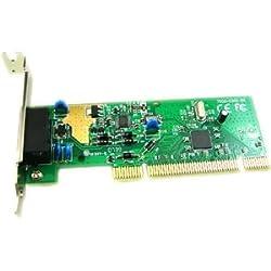 HiRO V.92 56K Lucent Chipset Internal Low Profile PCI Data Fax Voice Modem (H50158)