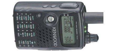 TH-F7E Kenwood 2m / 70cm FM handheld transceiver