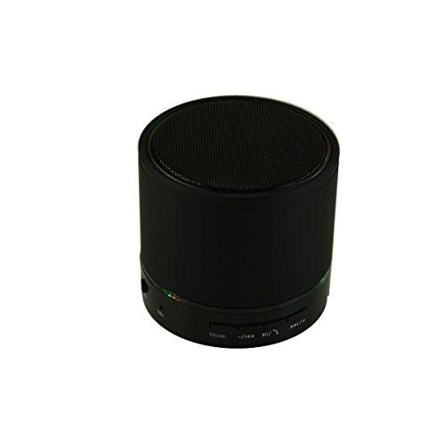 Allnet® Mini Bluetooth Wireless Speaker, Black Matt