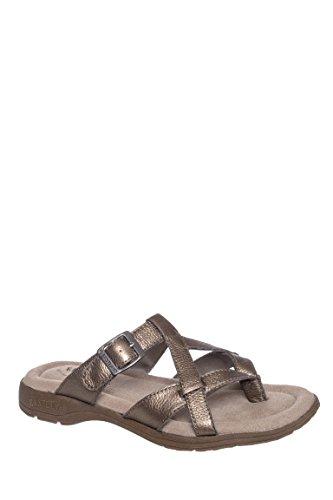 Pearl Comfort Thong Flat Sandal