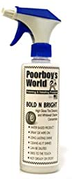 Poorboy\'s Bold N Bright Tire Dressing
