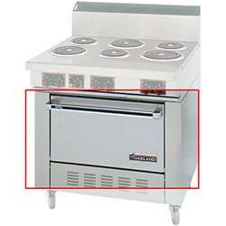 Garland Rc For S Series Elec. Range Convection Oven Modification For Garland Commercial Electric Ranges