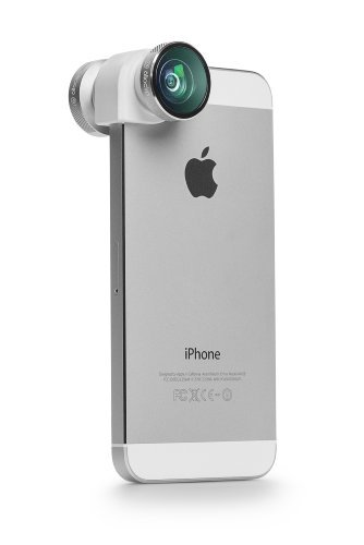 olloclip 4-in-1 iPhone Quick-Connect Lens - iPhone 5/5S Lens with fisheye Black Friday & Cyber Monday 2014