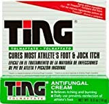 Ting Athlete's Foot And Jock Itch Cream - 0.5 Oz