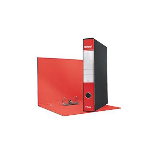 grabadores-esselte-390782160-oxford-carton-5-cm-rojo-8-unidades