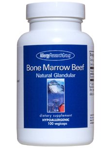Allergy Research Group - Bone Marrow Beef 100 vcaps