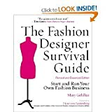img - for byMary GehlharThe Fashion Designer Survival Guide, Paperback book / textbook / text book