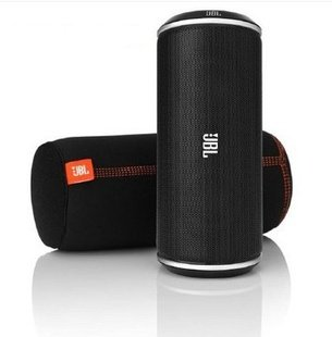 Jbl Flip Original Wireless Portable Stereo Bluetooth Speaker For Iphone 4 5 Ipod And Notebook (Black)
