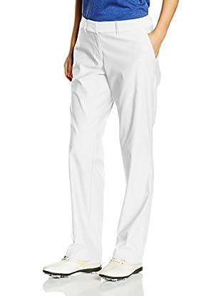 "Nike Pantalón W Nk Dry Reg 32"" (Blanco)"