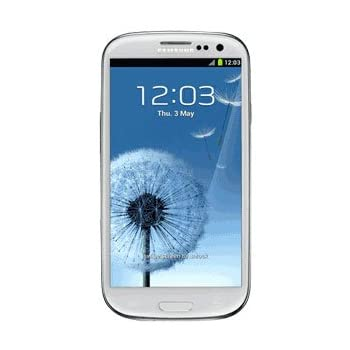 Set A Shopping Price Drop Alert For Samsung Galaxy S III / S3 Unlocked GSM Smart Phone (Marble White)