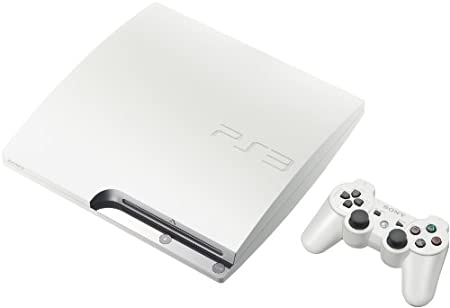SONY PlayStation 3 HDD 160GB Console - Classic White (Japan Model)
