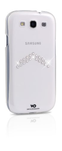 White Diamonds Crystal Arrow Custodia per Samsung Galaxy S3, Chiaro