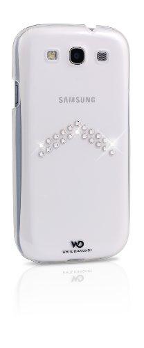 White Diamonds Crystal Arrow Custodia per Samsung Galaxy S3, Chiaro