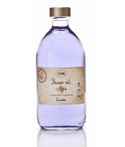 SABON シャワーオイル 500ml Lavender
