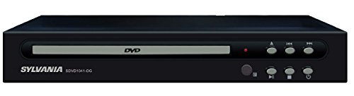 Find Cheap Sylvania SDVD1041 Compact DVD Player
