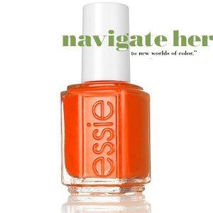 エッシー essie 786ーOrange It's Obviousー2012スプリング Navigate Herコレクション