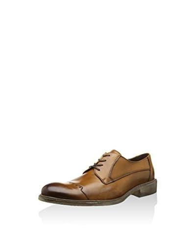 Men's Heritage Zapatos derby Capon Cuero