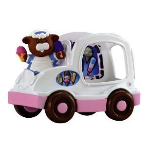 Little People Animalville Holly Holstein & Her Ice Cream Truck (Fisher Price Ice Cream Truck compare prices)