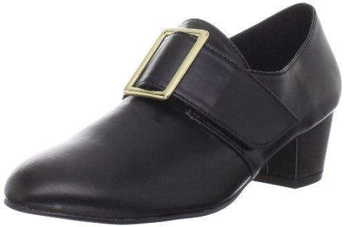 Funtasma Women's Pilgrim-14 Slip-On Loafer,Black,6 M US