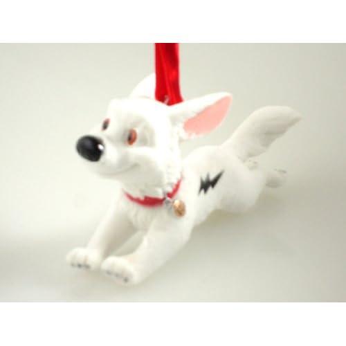 "Amazon.com - Disney's Bolt Christmas Ornament 3.5"" - Decorative"