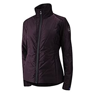 Irideon Crossrail Quilted Jacket - Ladies - Size:Medium Color:Glacier