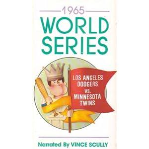 1965 World Series: Los Angeles Dodgers vs. Minnesota Twins movie