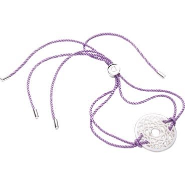 Sahasrara - The Crown Chakra in Silver / Lilac