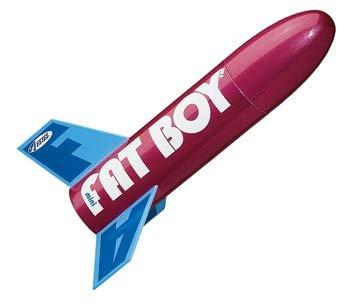 Estes Mini Fat Boy Model Rocket Kit (Mini Models compare prices)