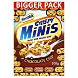 Weetabix Crispy Minis Chocolate Chip 500G