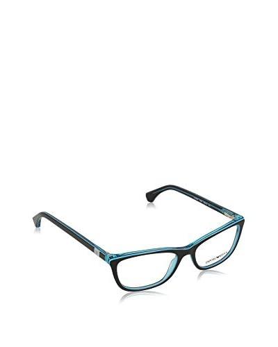 Emporio Armani Gestell Mod.3052 535052_5350 (52 mm) schwarz/blau