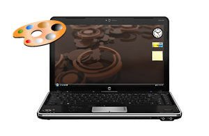 Hp Dv3t Laptop Intel Core 2 Duo Processor T6500 (2.1ghz, 2mb L2 Cache, 800mhz Fsb) 4gb Ddr2 System Remembrance 320gb 5400rpm Sata Hard Mean 512mb Nvidia Geforce G 105m 13.3 Diagonal Wxga High-statement of meaning Hp LED Brightview Widescreen Display (128