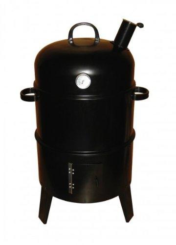 Grill- und Räucherofen ca. 40 x 75 cm mit Thermostat online kaufen