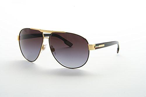 DOLCE&GABBANA D&G DG Sunglasses DG 2099 BLACK 1081/8G DG2099