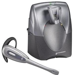 Plantronics CS-55 Dect 6.0 Digital Wireless Office Headset