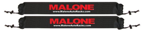 Malone 25-Inch Roof Rack Pads for Kayaks/SUPs/Surfboards (Set of 2)