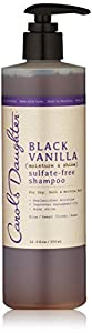 Carols Daughter Black Vanilla Moisture & Shine Sulfate-Free Shampoo, 12 Ounce