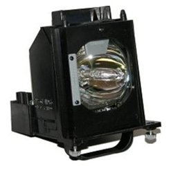 New Mitsubishi 915B403001 Replacement Lamp w/Housing 6,000 Hour Life & 1 Year Warranty