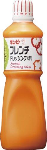 キユーピー フレンチドレッシング(赤) 1L