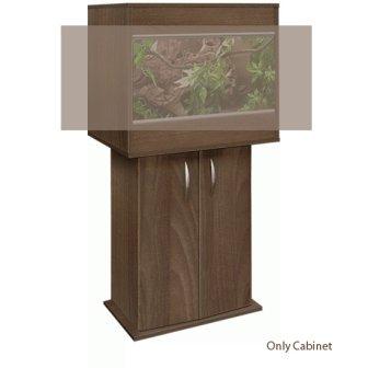 Vivexotic CX24 Reptile Vivarium Cabinet Stand Walnut