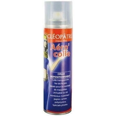 cleopatre-aerocolle-aerosol-de-colle-repositionnable-250-ml
