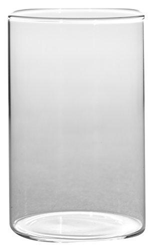 Borosil Vision Glass Set, 295ml, Set of 6