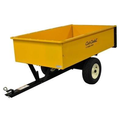 Cub Cadet Utility 17 Steel Dump Cart