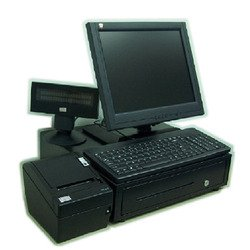 Pos Machine with Touch Screen and Cash drawer (Model No.0557)